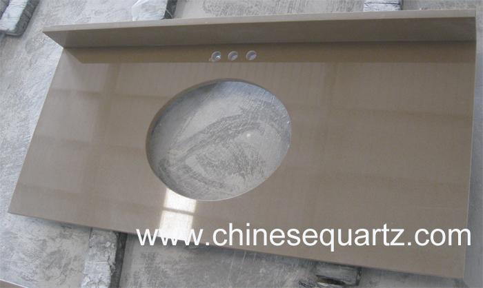 China Quartz Stone Countertops Vanity Tops Kitchen Worktops Natural Quartz Stone Tiles